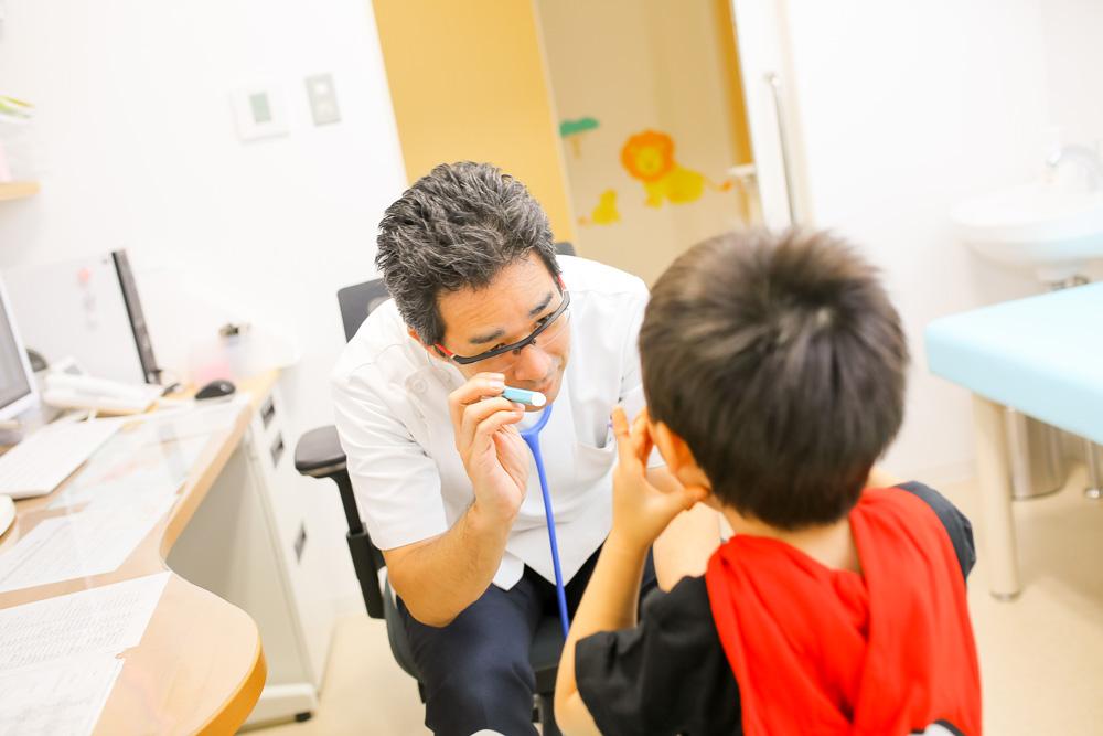 気管支喘息について